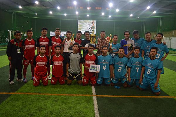 Juara 1 Futsal Viva 2016 Se Kota Malang