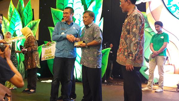 Juara GSF 2 (Green School Festival) 2016 Se Kota Malang