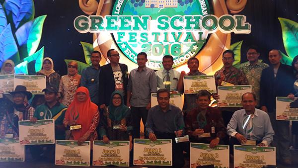 Penyerahan Hadiah GSF 2016